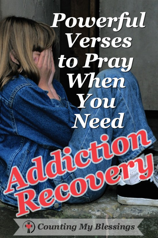 Almost every family in America is touched by addiction in some way. So many need addiction recovery. Join us as we go to God asking for His healing grace. #Addiction #AddictionRecovery #Prayer #countingmyblessings #Hope