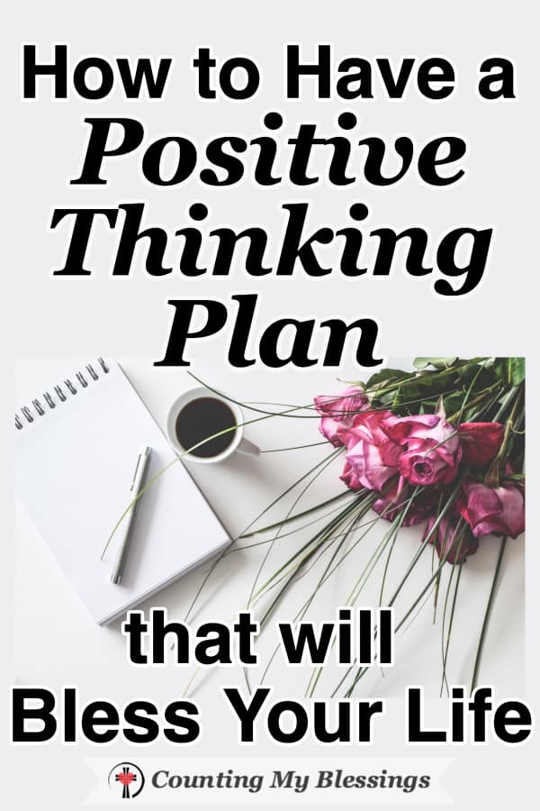 If you and I are hoping to make a positive impact on the world to glorify God and bless us, we need a positive thinking plan and ways to follow through. #PositiveThinking #WWGGG #SocialMedia #GoodThoughts #CountingMyBlessings