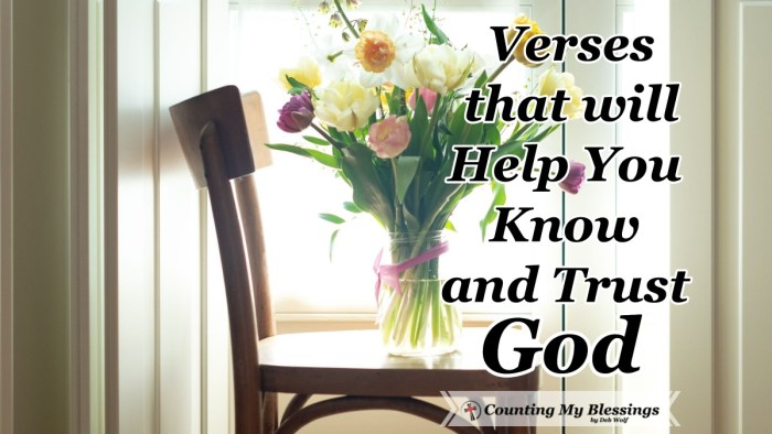 How often do we, like Job's friends, give a distorted version of God? These Bible verses tell us the truth to help us know and trust God. #Faith #Truth #BibleStudy #CountingMyBlessings #WWGGG #HisGraceGirls
