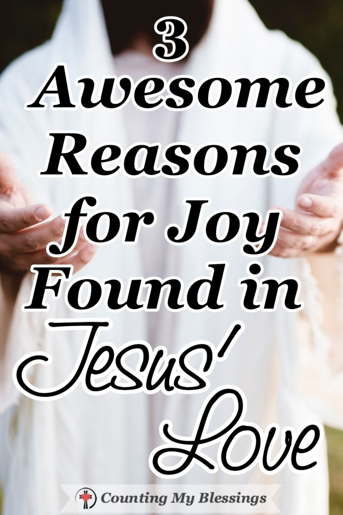 Jesus' love is made clear in three stories He told - stories of God's willingness to search for, wait for, and forgive anyone because He loves them. #BibleStudy #Parables #JesusLove #CountingMyBlessings #BlessingBloggers