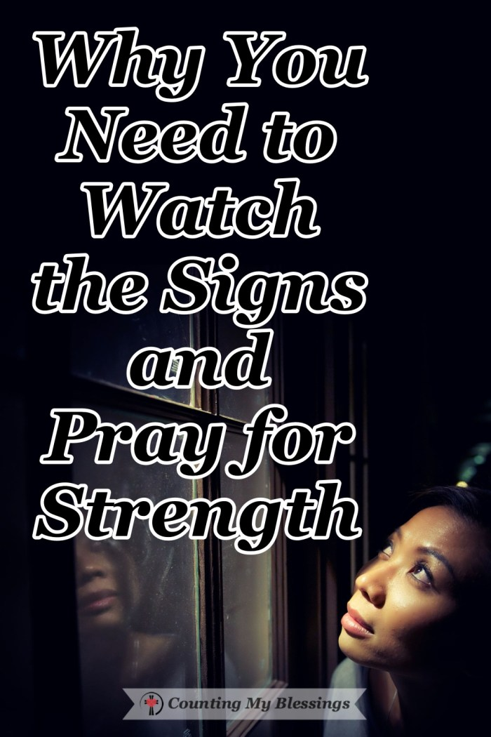 The world is full of crazy chaos. We shouldn't be surprised, Jesus said it would be like this before His return and to be ready we need to watch and pray.  #EndTimes #JesusReturn #WatchandPray #CountingMyBlessings #WWGGG