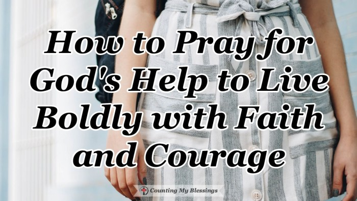 A prayer asking God to help you boldly live and speak the truth with faith and courage at a time Christians are being challenged and accused of hate speech. #Faith #Speakthetruth #Courage #BoldFaith #CountingMyBlessings