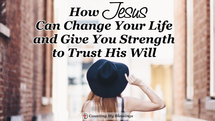 What do you do when God gives you a task that requires supernatural strength to trust His promises and obey His will? Here's some help... #Faith #TrustGod'sWill #followJesus #CountingMyBlessings #WWGGG