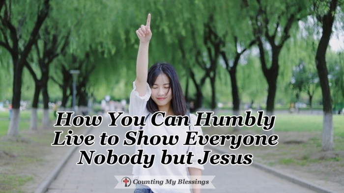 """Have you ever wondered what the world would be like if every follower of Jesus lived to simply show everyone around them """"nobody but Jesus?"""" #Jesus #Faith #CountingMyBlessings #BlessingBloggers #WWGGG"""