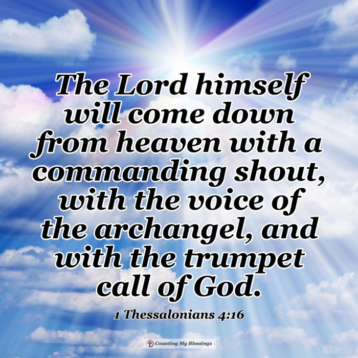 God wants us to know what to expect when Jesus returns so that we can live with hope and confidence even when life is chaotic and upsetting. #2ndComing #JesusReturn #Heaven #Blessings #Bible