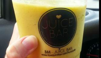 Review: I Love Juice Bar Huntsville