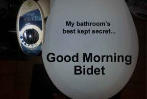 bidet attachment