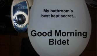 Bidet Done That: Cleaning Up the IBS Mess