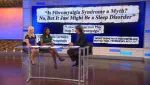 DrOz on Fibromyalgia and Pelvic Pain
