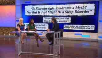 Dr. Oz on Fibromyalgia and Chronic Pelvic Pain