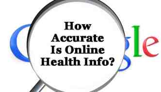 Is the Online Chronic Pain Info Trustworthy?