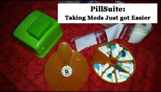 PillSuite Makes Taking Meds Easier