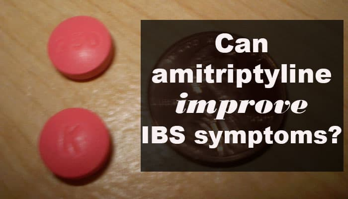 Can an antidepressant help IBS symptoms?