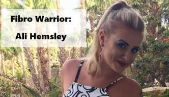 Fibro Warrior Interview: Ali Hemsley