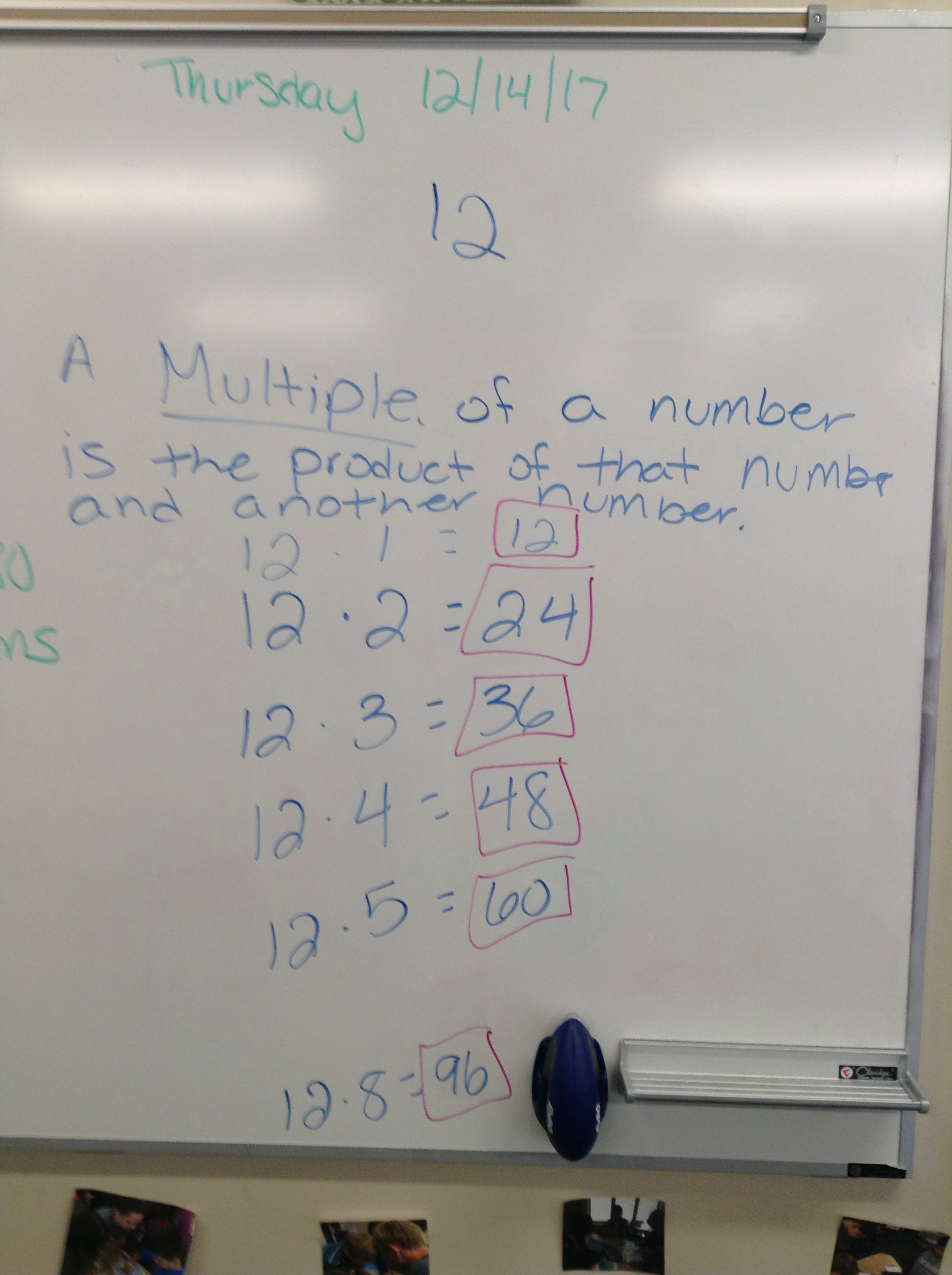 6th Grade Unit 3 Fractions Part 1 Greatest Common
