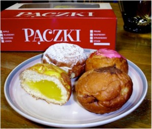 Growing up near Detroit, Paczki's were a must on Fat Tuesday