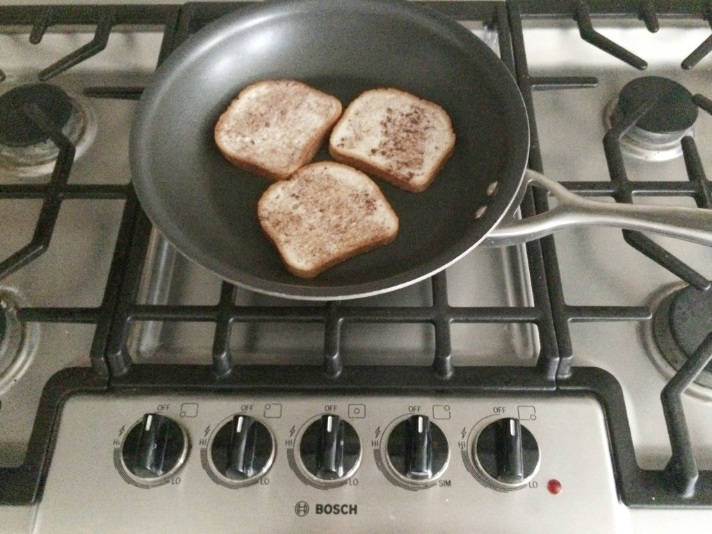 Skinny Gluten Free French Toast