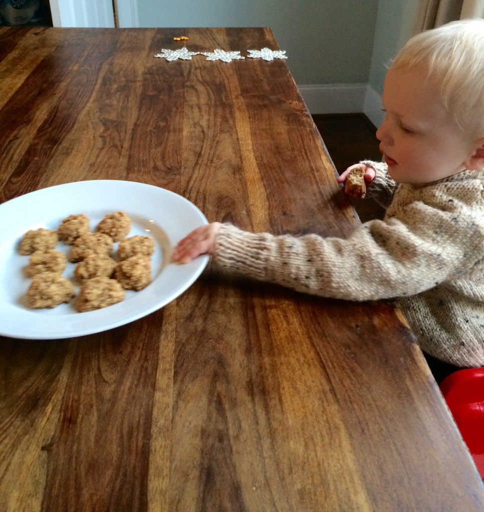Skinny Oatmeal Cookies Spring & Chelsea