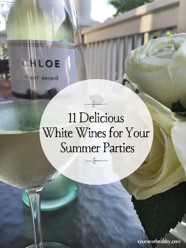 11 Delicious White Wines for Summer (All Under $20)