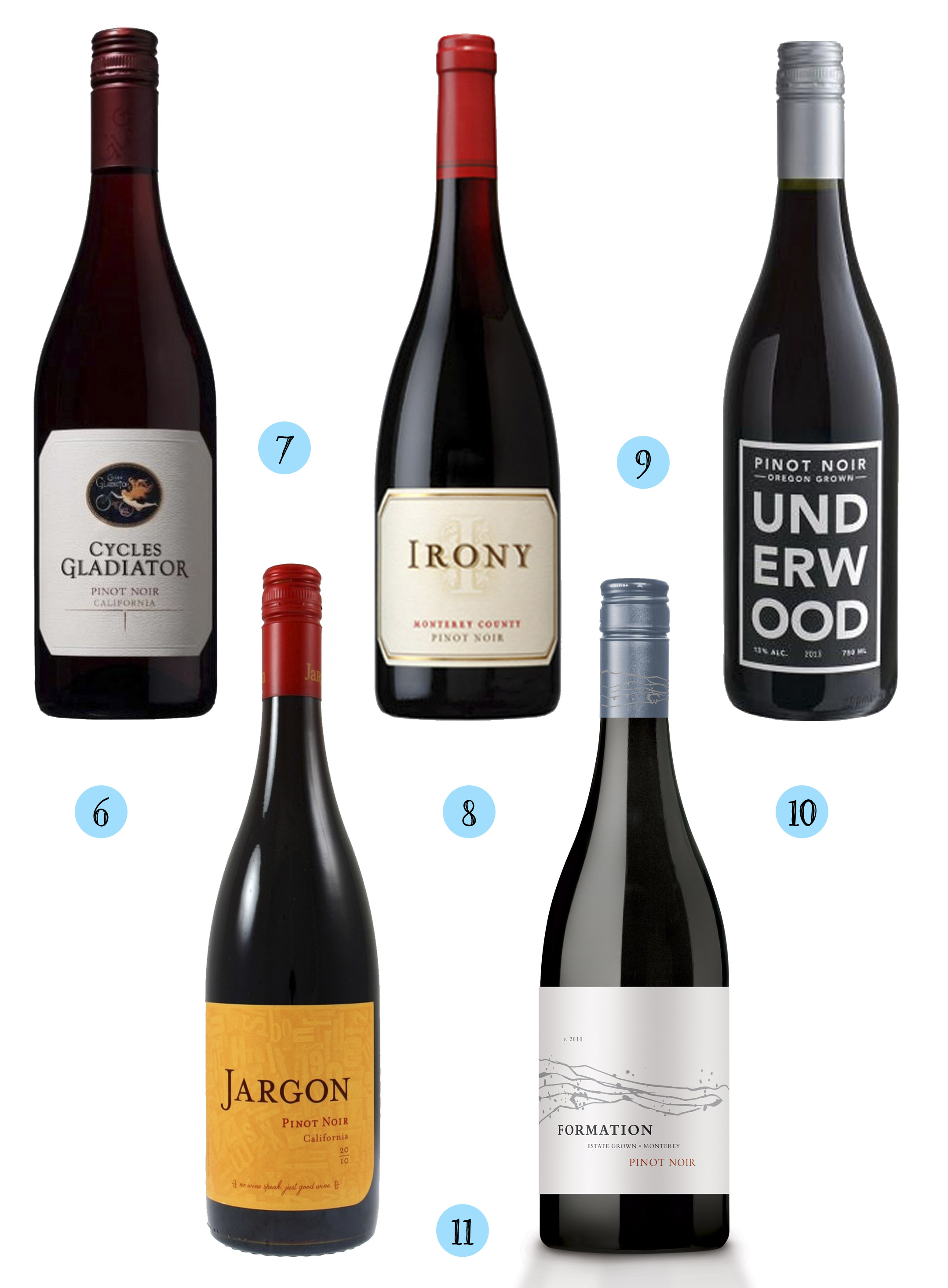 11-Amazing-Pinot-Noirs-Under-$15