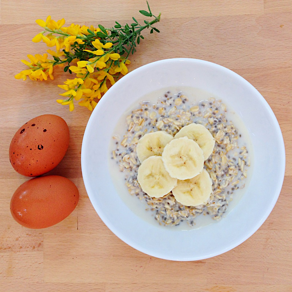 Overnight Oats from My Healthy Dish
