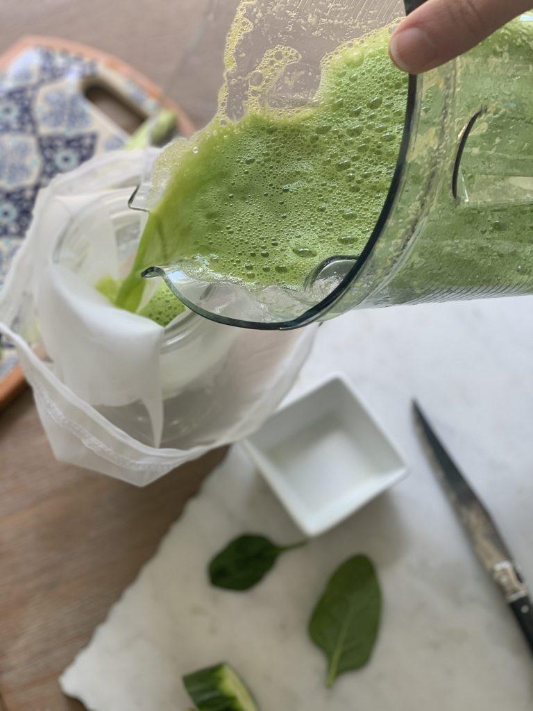 Glow Girl Green Juice Recipe