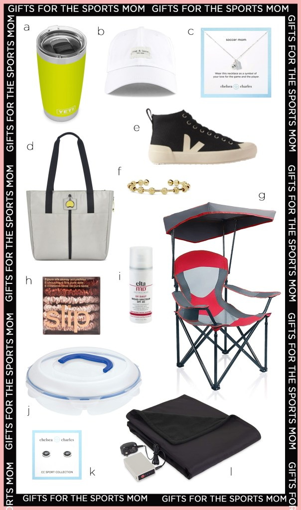 Mother's Day Gift Guide. Gifts for the Sports Mom