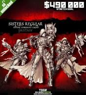 Sister of Sigmar Swordsmen