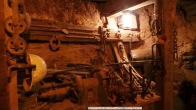 A l'intérieur de la Mine de Goldfield
