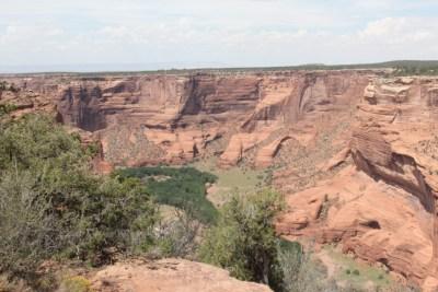 Le Canyon de Chelly : un petit oasis