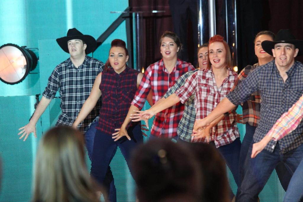 La Troupe CountryVive - CBA 2016