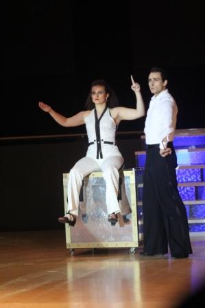 """Show """"Magic"""" de Laura Bartolomei et Daniel Trepat"""
