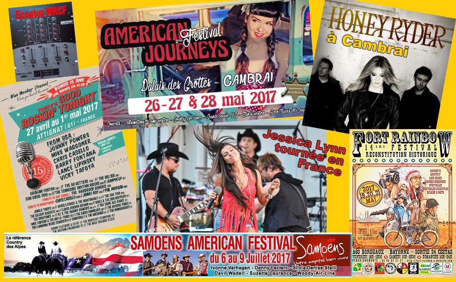 Newsletter Country-France Avril 2017