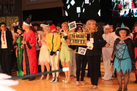 Défilé costumés : les gagnants se verront offrir leurs places pour l'année prochaine !