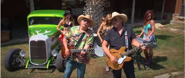 Boobs, Bellamy Brothers