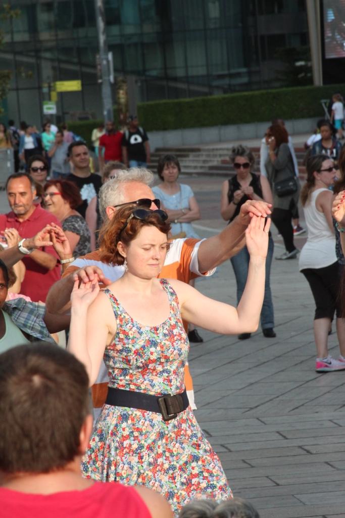 Jean-Luc aime aussi danser