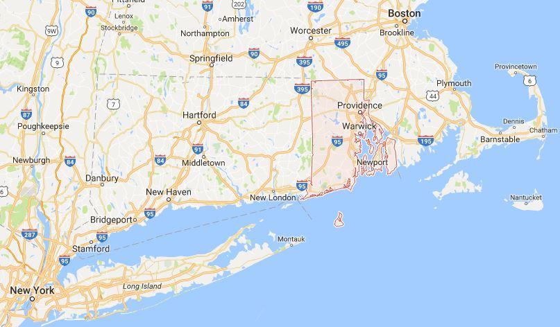 État de Rhode Island