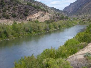 Sur les bords du Rio Grande
