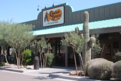 Le Cracker Barrel de Scottsdale