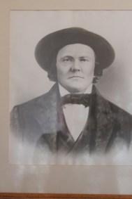 Portrait de Kit Carson