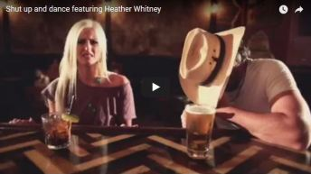 Shut up and dance featuring Heather Whitney