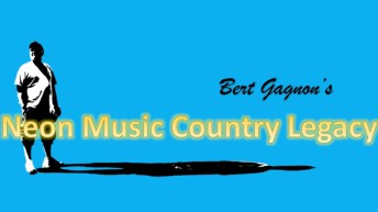 Neon Music Country Legacy-Bert Gagnon