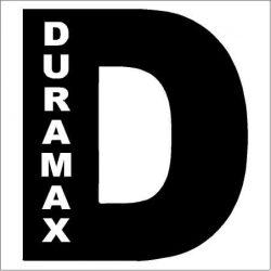duramax decal