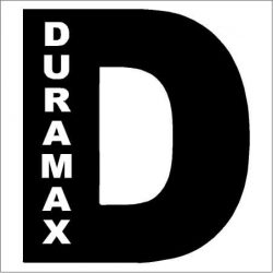 duramax decal