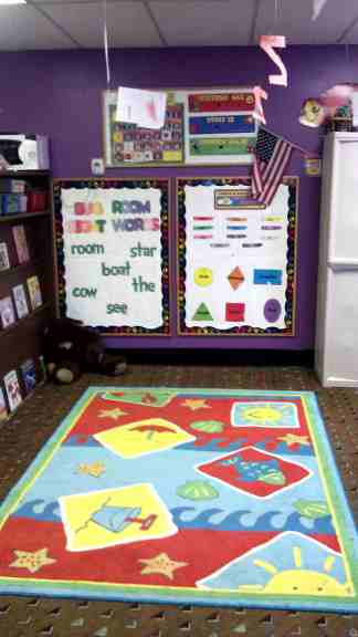 Bug Room (3-4 year olds preschoolers)