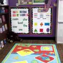 Bug Room (3-4 year olds preschoolers)