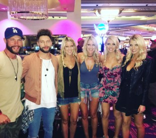 Chris& Cole Lane + Bachelor Twins