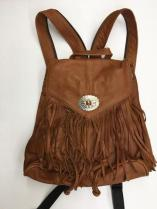 Country Fringe backpack