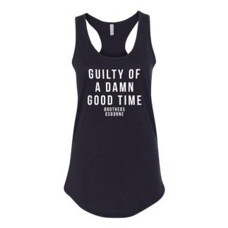 Brothers Osborne Guilty of a Damn Good Time Tank