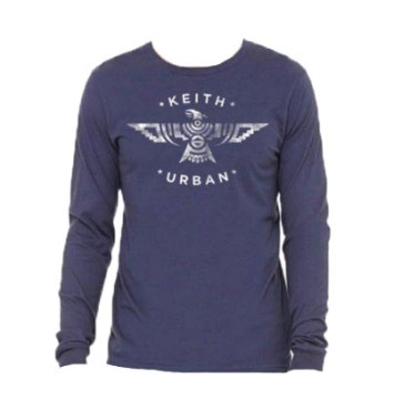 Keith Urban Long Sleeve Tee
